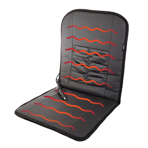 Wagan Deluxe Heated Seat Cushion