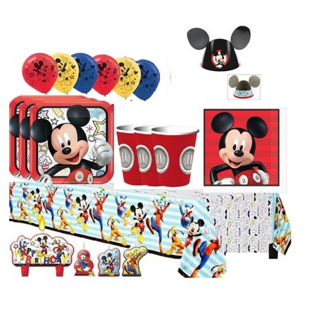 Mickey Halloween Party At Disneyland Park (Mickey Mouse Party Pack (Mega) For 16)