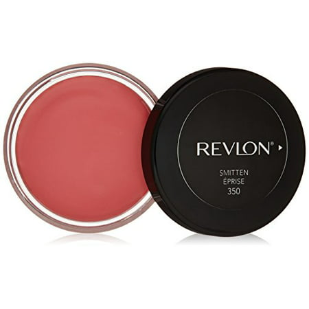 Multi Blush Cream Compact (Revlon Cream Blush, Smitten, 0.44 Oz)