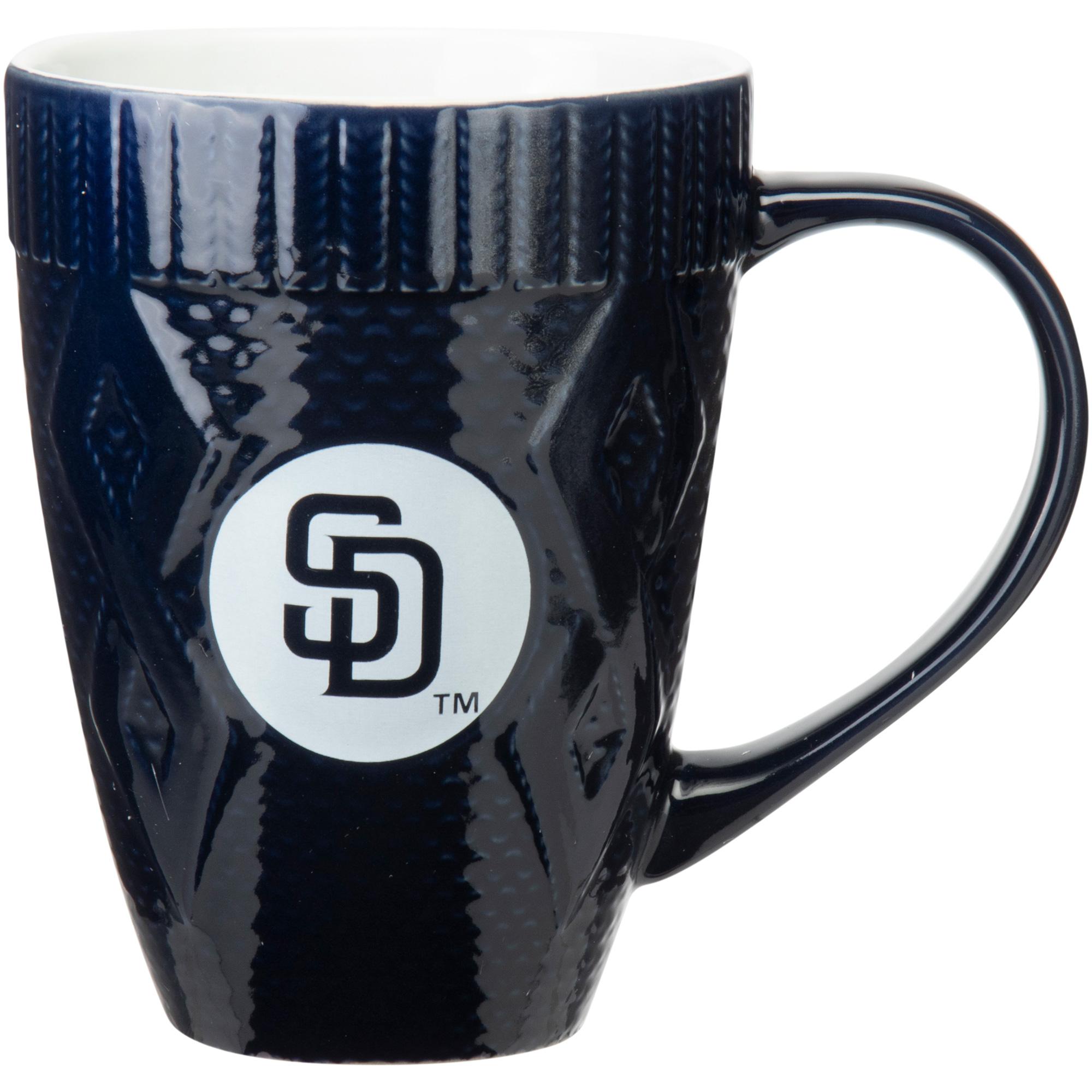 San Diego Padres 16oz. Sweater Mug - No Size