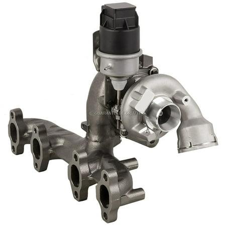 Turbo Turbocharger w/ Actuator For Volkswagen VW Jetta Mk5 TDI 1.9L Diesel