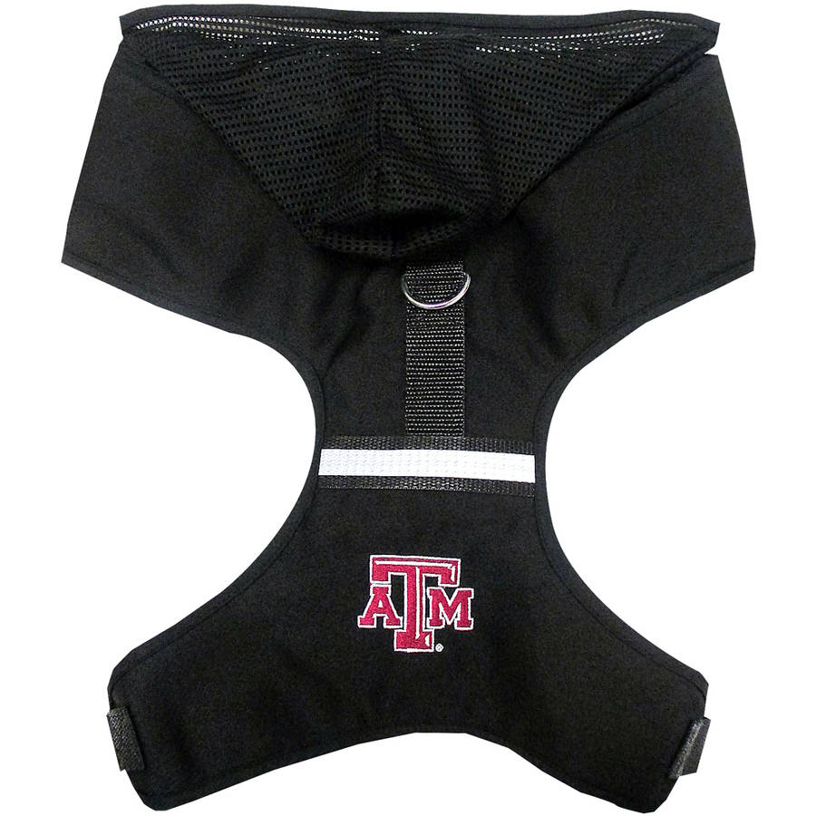 Pets First College Texas A&M Aggies Pet Harness, 3 Sizes Available