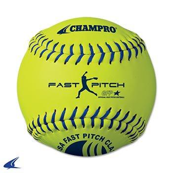 Game USSSA Fast Pitch Classic Softball- 12'', 12 per Set