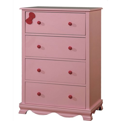 Harriet Bee Morethampstead Kid 4 Drawer Chest