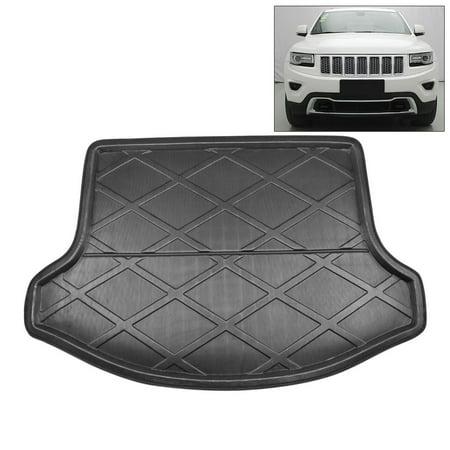Car Rear Trunk Liner Cargo Mat Floor Tray for Hyundai Tucson 16-18