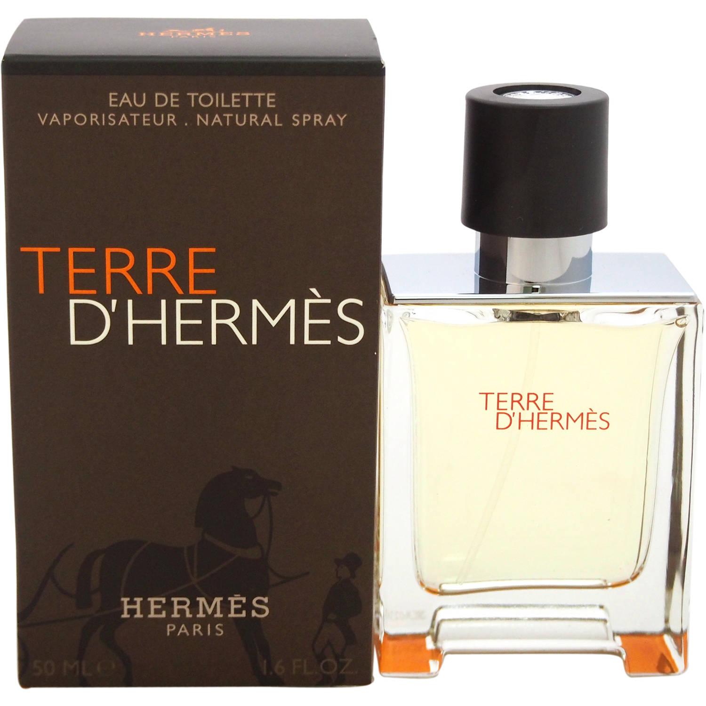 Hermes Terre D'Hermes Eau de Toilette Spray for Men, 1.6 oz
