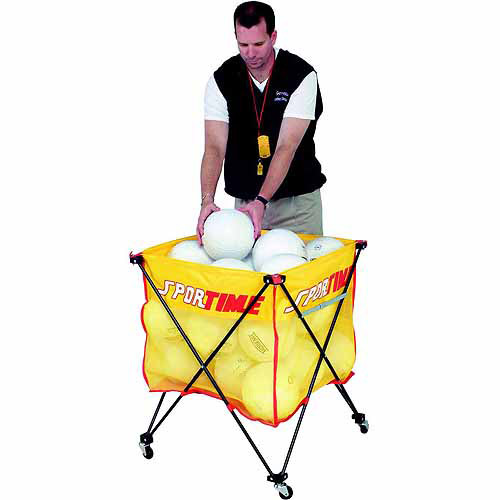 "Sportime Highly Portable Efficient Storage Fold A Cart, 30"" x 26"" x 26"""