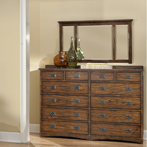 Imagio Home by Intercon Oakhurst 12 Drawer Double Dresser