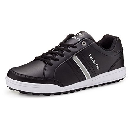 Founders Club Men's Spikeless Performance Street Golf (Best Spikeless Golf Shoes For Walking)