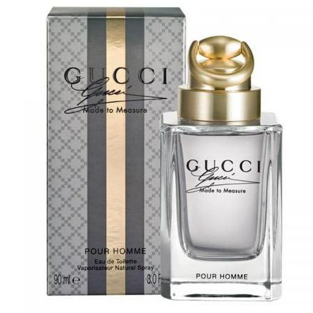 Gucci Made to Measure Men 3 oz EDT Spray
