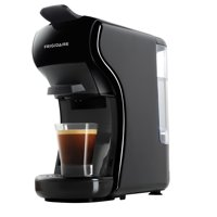 Frigidaire Nespresso Multi Capsule Compatible Espresso and Coffee Maker ECMN103-BLACK