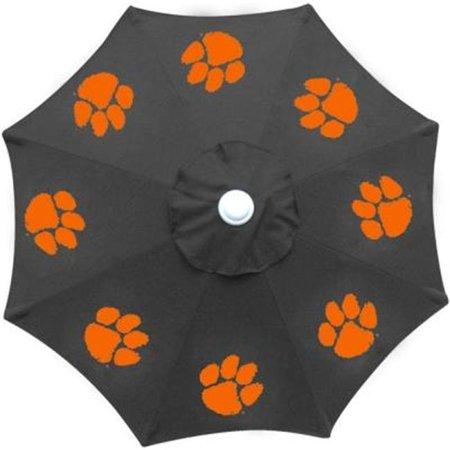 Seasonal Designs CTU128 Collegiate Patio Umbrella Clemson