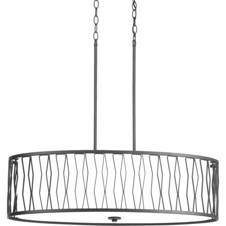 Wemberly Collection Four-Light Pendant