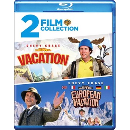 Vacation / European Vacation (Blu-ray)](Ray Charles Christmas Vacation)