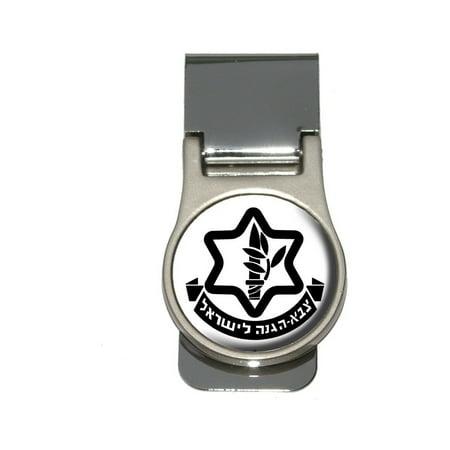 Israel Israeli Army Star Symbol Seal Money Clip Walmart