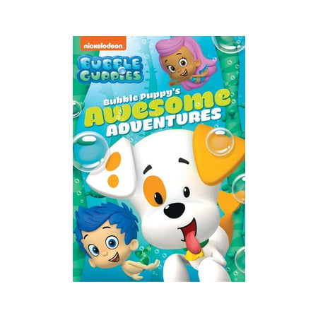 Bubble Guppies: Bubble Puppy's Awesome Adventures (DVD) - Bubble Guppies Movie