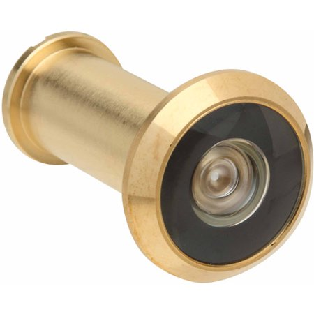 - Stanley Hardware 803968 Classic Solid Brass Door Viewer