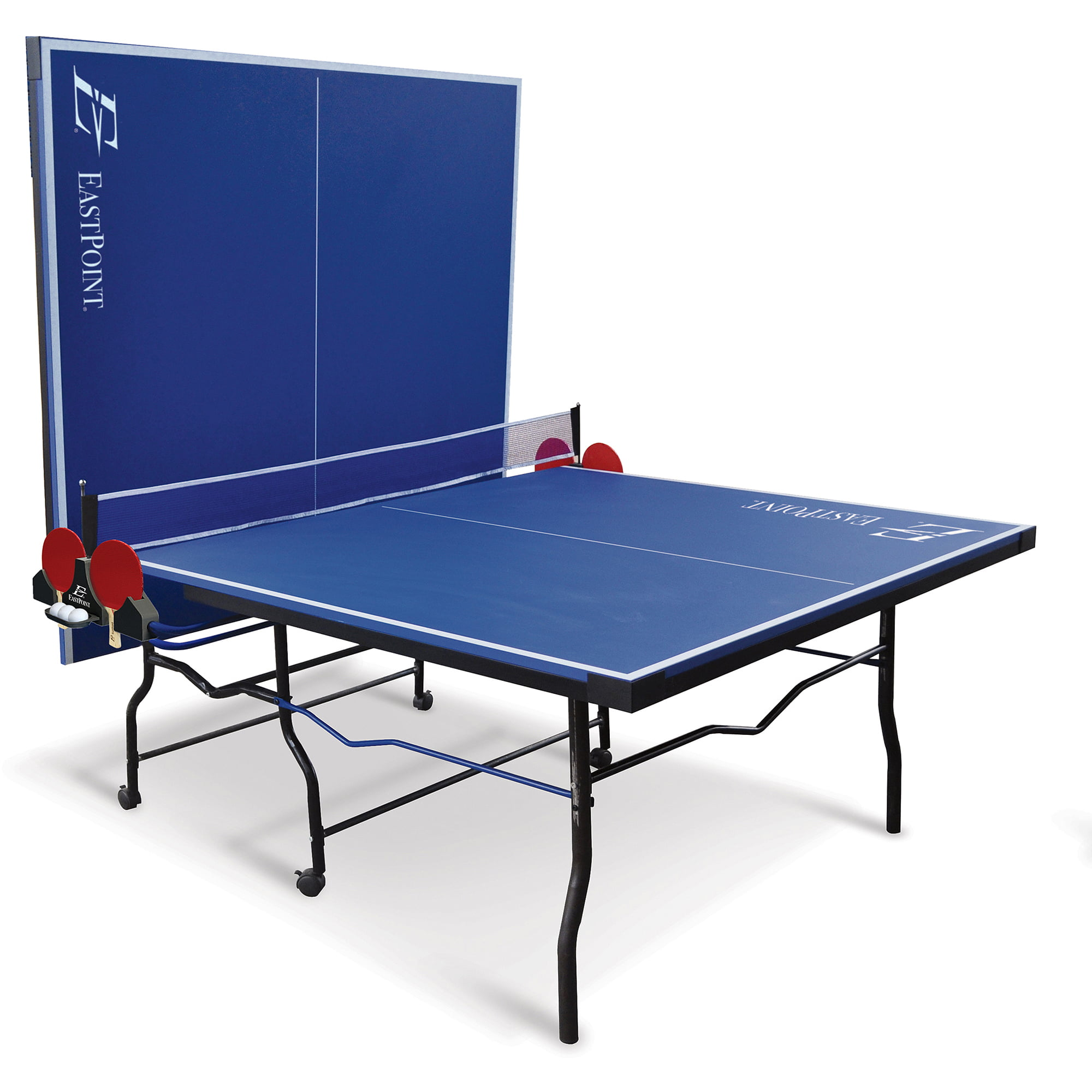 Sportspower 4pc Table Tennis Assembly Instructions