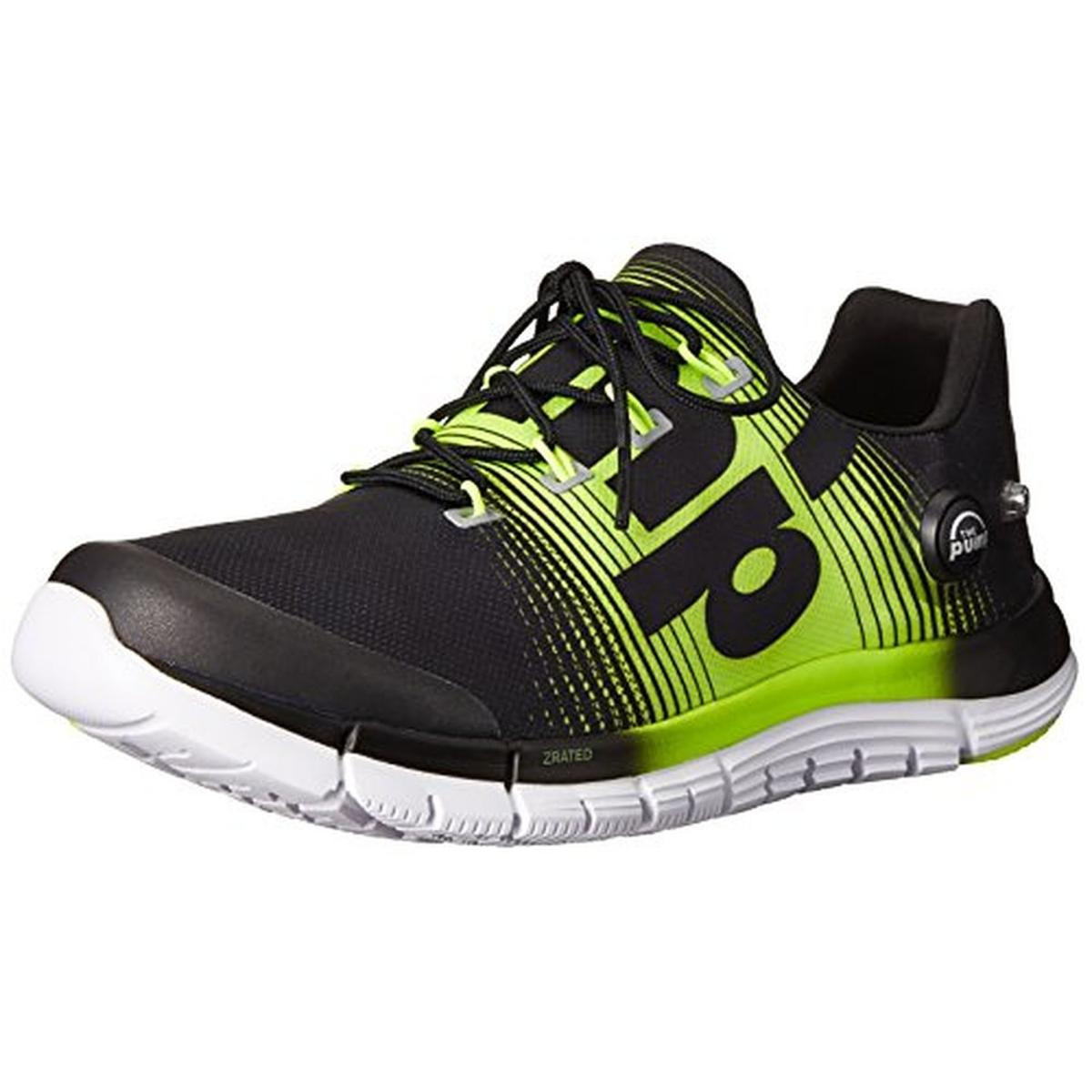 Reebok Womens ZPump Fusion Mesh Trainers Running Shoes