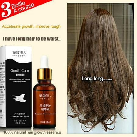 30ml Hair Thickening Fast Hair Growth Essence Snail Care Liquid