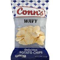 Conn's Wavy Style Potato Chips, 10 Oz.