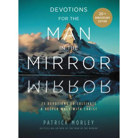 Devotions for the Man in the Mirror : 75 Readings to Cultivate a Deeper Walk with Christ](Jesus Walks On Water Craft)