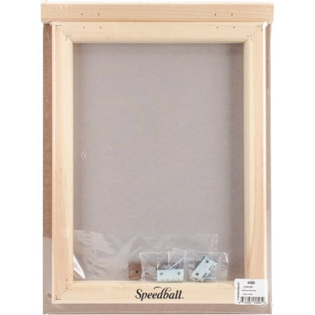 Speedball Assembled Frame W/Fabric 110 Monofilament Screen-10