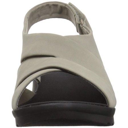 389ec6f42ceb Clarks Womens Caddell Petal Fabric Open Toe Casual Slingback - image 1 of 2  ...