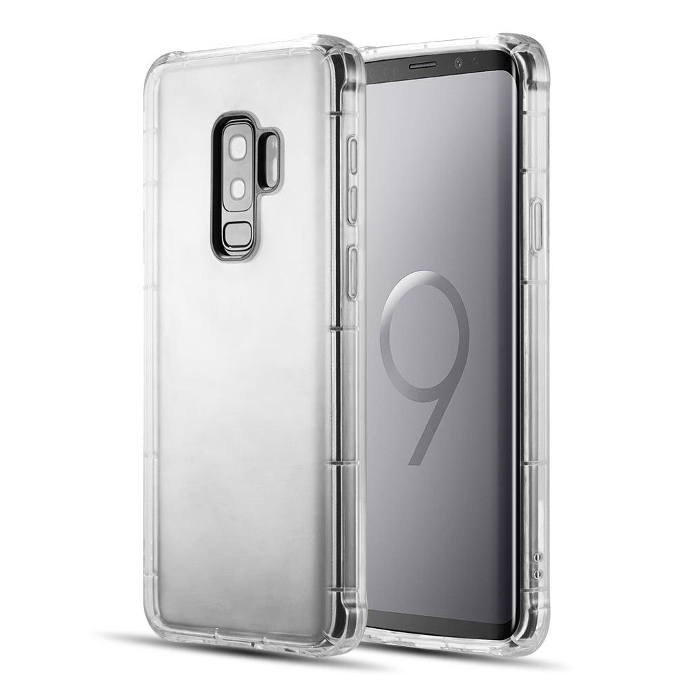 Galaxy S9 Plus Case Duraproof Transparent Anti-Shock Tpu Cases - Clear