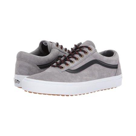 e48d708f Vans Old Skool MTE Frost Gray/True White Men's Classic Skate Shoes Size 8