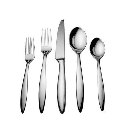 David Shaw Silverware Splendide Mia 20 Piece Flatware Set