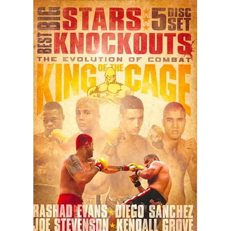 King of the Cage: Big Stars, Best Knockouts - The Evolution of