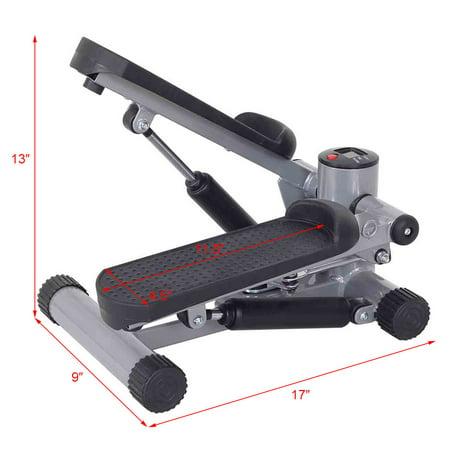 Mini Stepper Aerobic Step Air Stair Climber Exercise
