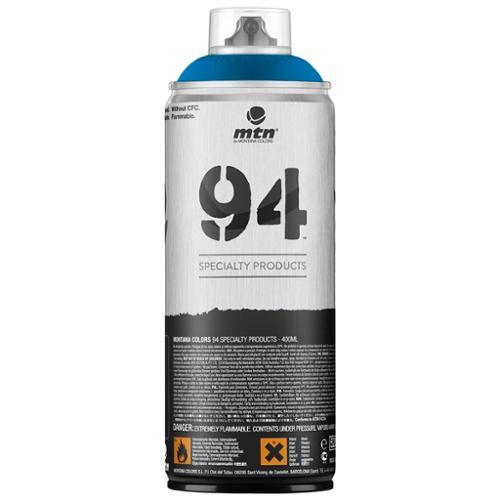 Montana MTN 94 Series 400ML FLUORESCENT BLUE Spray Paint