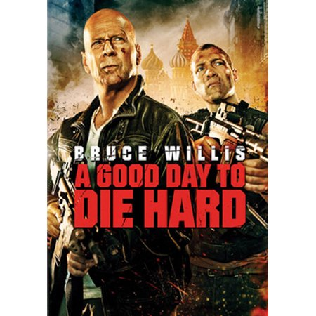 A Good Day to Die Hard (DVD) (Hell Of A Good Day To Die)