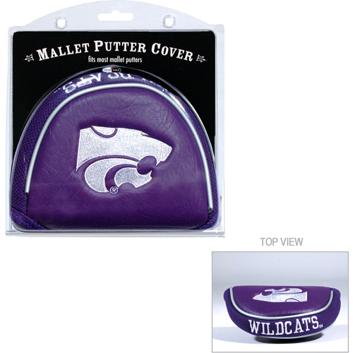 Team Golf NCAA Kansas State Golf Mallet Putter Cover