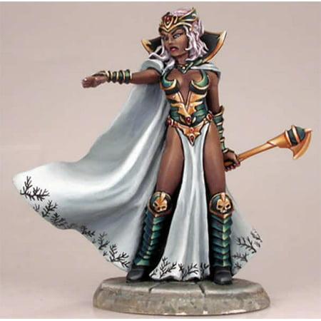 Evil Sorceress Miniature Visions In Fantasy Dark Sword Miniatures - Evil Sorceress