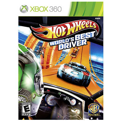 Hot Wheels: World's Best Driver (Xbox 360) - Pre-Owned