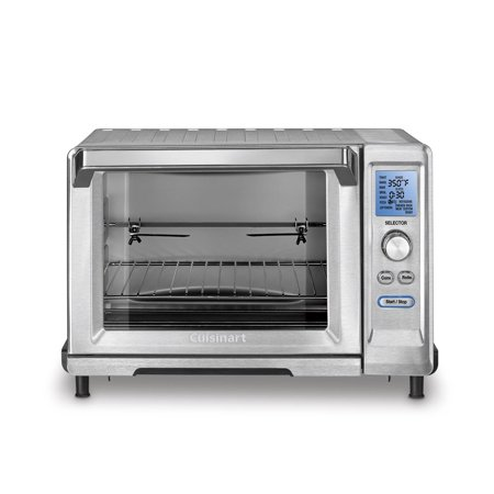 Cuisinart TOB-200N Rotisserie Convection Toaster Oven - Stainless Steel
