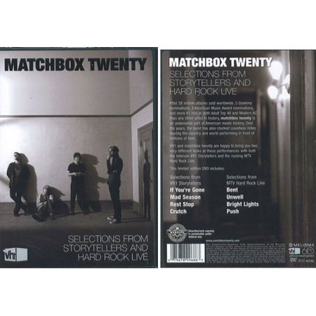 Matchbox Twenty Selections From Storytellers And Hard Rock - Love Hard Rock