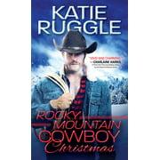 Rocky Mountain Cowboy Christmas - eBook