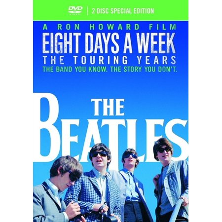 Eight Days A Week (Music DVD) (Deluxe Edition)