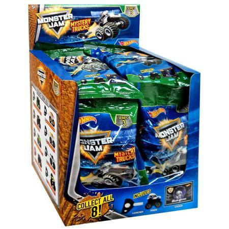 Monster Jam Mighty Minis Series 3 Mystery Box [24