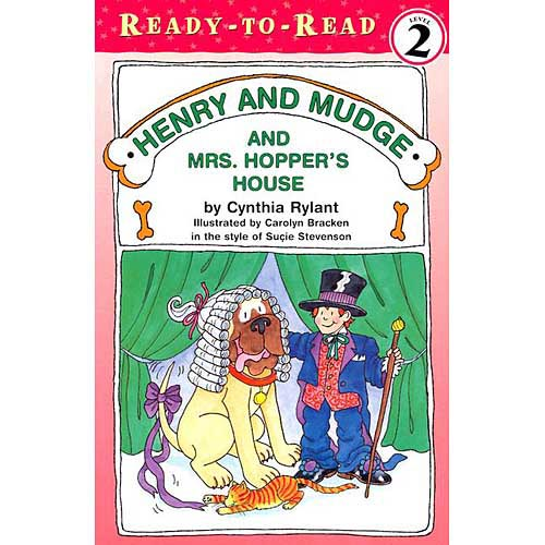 Henry and Mudge and Mrs. Hopper's House