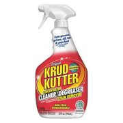 KRUD KUTTER KK3212 Cleaner Degreaser, Size 32 oz.