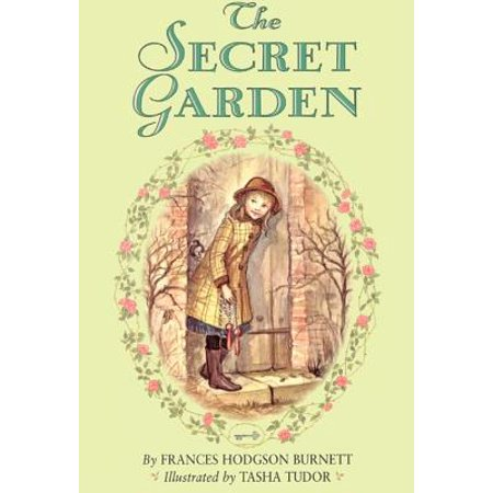 The Secret Garden : The 100th Anniversary Edition with Tasha Tudor Art - 100th Day Of School Books