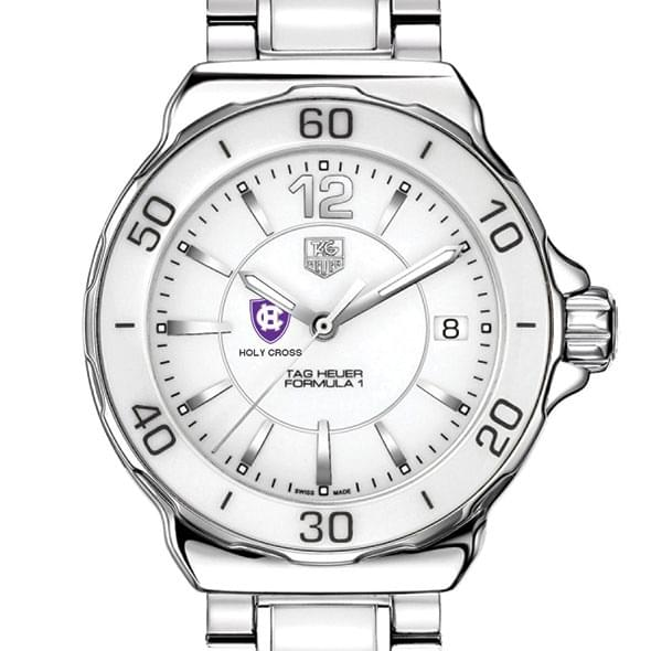 Holy Cross Women's TAG Heuer Formula 1 Ceramic Watch by Tag Heuer
