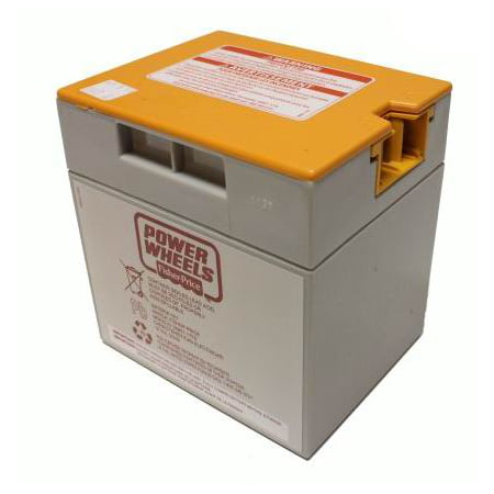 Power Wheels Jeep Hurricane J4394, K7112 12 Volt Battery 00801-1776