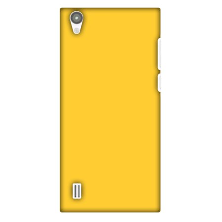 on sale f8a6f 4649c Vivo Y15S Case, Vivo Y15 Case - Bumblebee Yellow, Hard Plastic Back Cover.  Slim Profile Cute Printed Designer Snap on Case with Screen Cleaning Kit