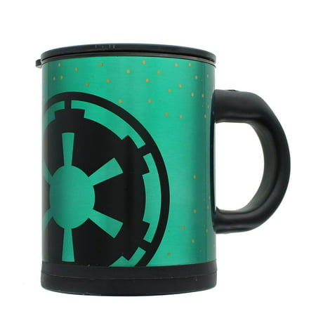 Empire Mug - Star Wars Empire 12oz Stainless Steel Self-Stirring Mug